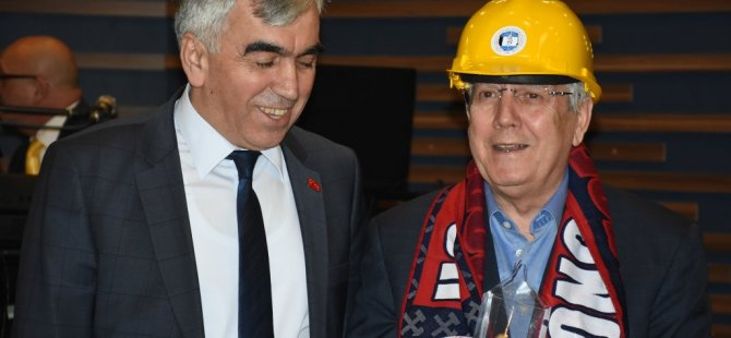 Fenerbahçe Kulübü Başkanı Yıldırım, Zonguldak'ta