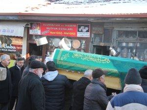 İl Başkan Yardımcısı Sinoplu'nun acı günü