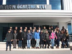 Ak Parti'den Gazeteciler Gününe Özel Yemek Programı