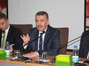 Ceylan, Bakan Müezzinoğlu'nun selamını iletti