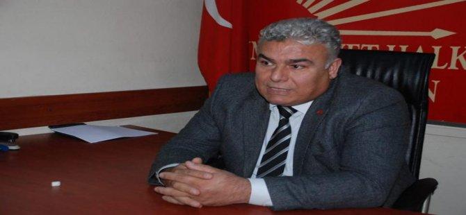 Eski CHP İl Başkanı Arslan, partililere seslendi
