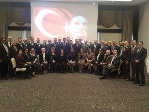 Baro başkanları toplandı