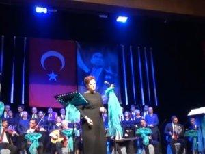 Türk Sanat Müziği ziyafeti verildi
