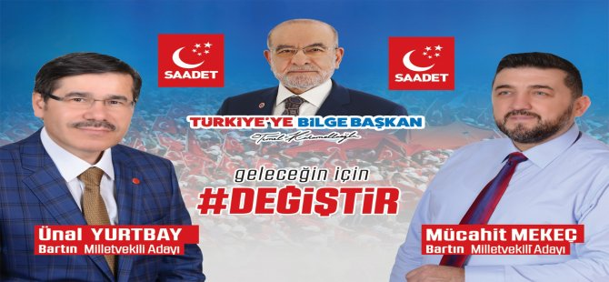 Saadet Kazanınca Türkiye Kazanacak