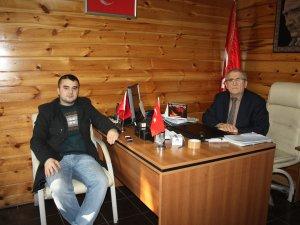 Altunok'tan Derneğin Üye Sayısını Artırmaya Yönelik Proje