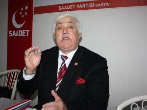 Sinoplu, 34 yıllık siyasi hayatını anlattı