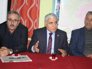 Başkan Dursun'dan vatandaşlara yol sözü