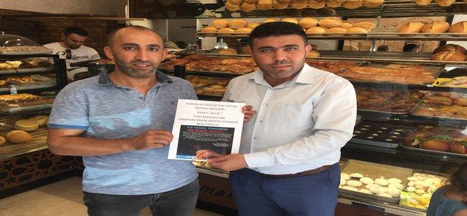 Bartın Ülkü Ocakları 'Askıda Ekmek' kampanyası başlattı