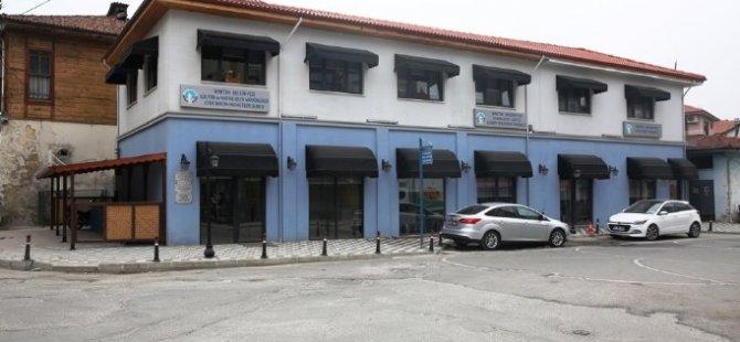 Sosyal Hizmet Merkezi açıldı