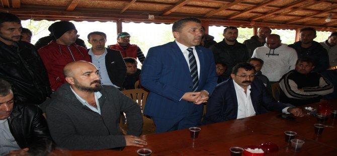 İl Başkanı Kalaycı, işten çıkartılan 202 madenci için Ankara'ya gidecek