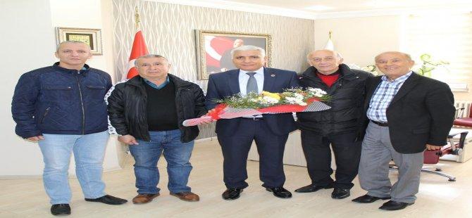 Meclis Başkanı Dursun'dan amatör kulüplere malzeme desteği sözü