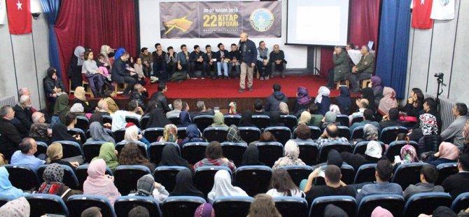 22. Bartın Belediyesi Kitap Fuarı sona erdi