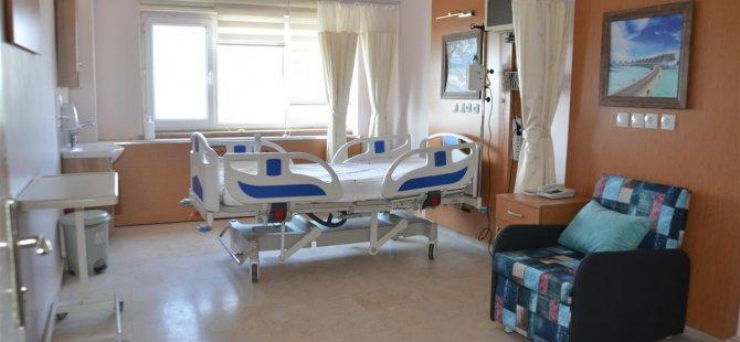 Kapasitesi artan Palyatif Bakım Merkezinde 160 hastaya daha hizmet verildi