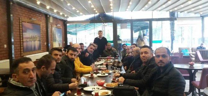 10 ocak çalışan gazeteciler gününü kutladık