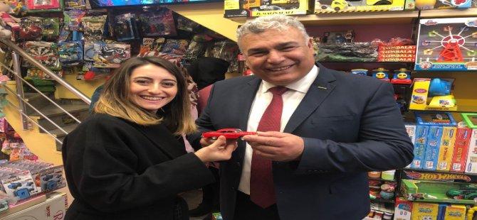 Milletvekili Bankoğlu, Başkan Adayı Arslan'ı yalnız bırakmıyor