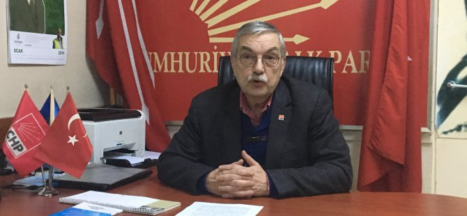 Eski ilçe başkanına CHP il yönetiminden cevap gecikmedi