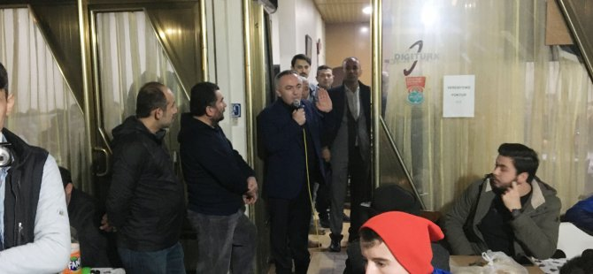 Başkan Adayı Aksoy, Bartın Belediyesi'ni örnek aldıklarını söyledi