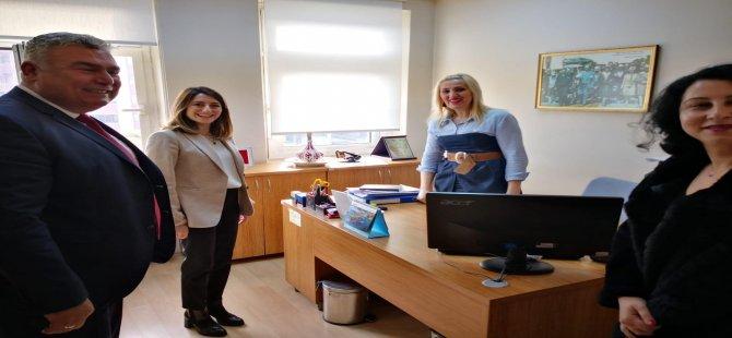 CHP Başkan Adayı Arslan, projelerini anlatıyor