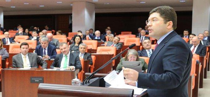 Milletvekili Tunç, TBMM'de Andımızla ilgili konuştu