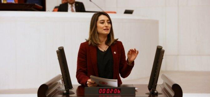 Milletvekili Bankoğlu, Zonguldak Havalimanı'nı meclis gündemine taşıdı