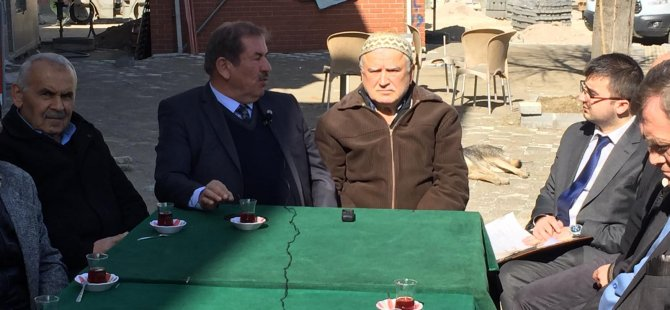 Başkan Dönmez, yeni dönem için projelerini açıkladı
