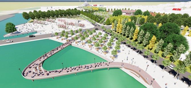 Başkan Adayı Aldatrmaz'ın projelerinin görselleri paylaşıldı
