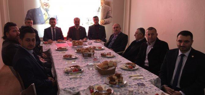 Yeniden Refah Partisi Bartın'da Teşkilatlandı