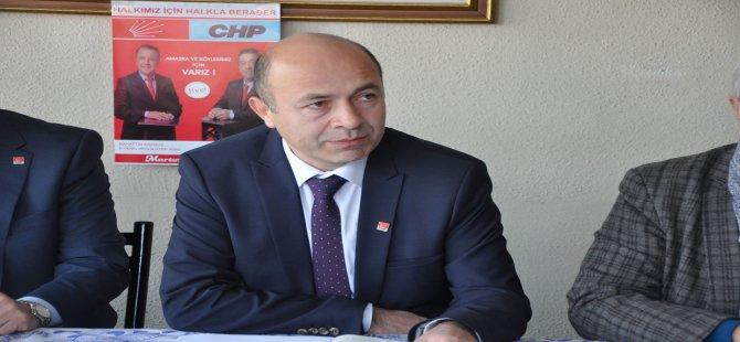 CHP Amasra Başkan Adayı Çakır, basınla bir araya geldi