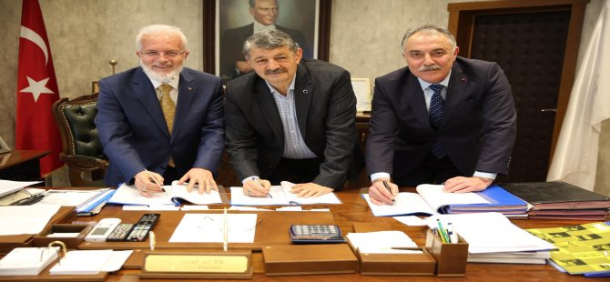 Toplu iş sözleşmesi imzalandı