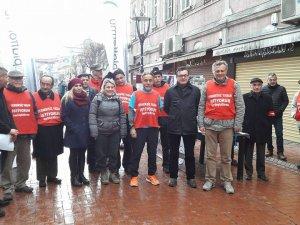 Milli Sporcu Özdemir'den Santrale Tepki