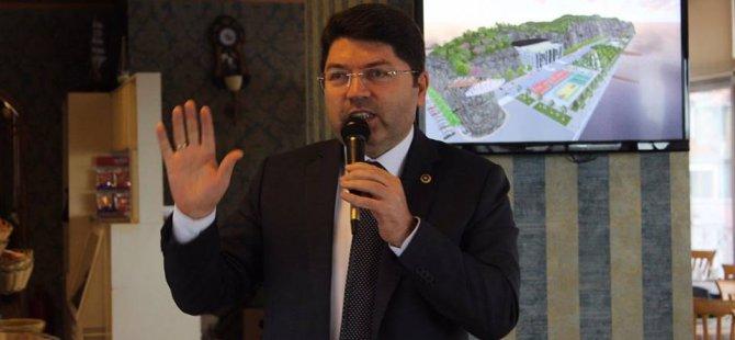 Milletvekili Tunç, MHP İl Başkanı Özçelik'e yapılan yatırımlarla yanıt verdi