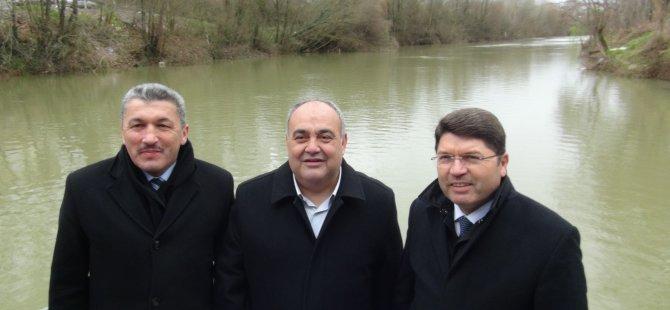 'Bartın Irmağı Türkiye'nin Venedik'i olacak'