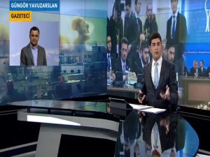 Astana Görüşmelerini değerlendirdi