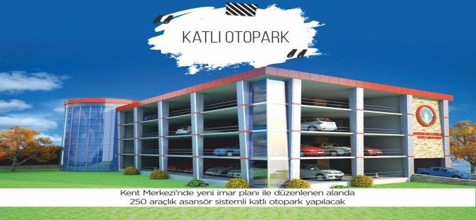 Katlı Otopark projesi ile Bartın'da bir ilki gerçekleştirecek