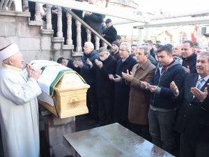 Başkan Yardımcısı Çetin'in babası vefat etti