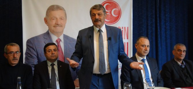 Başkan Akın, TOKİ konutları ile ilgili eleştirilere yanıt verdi
