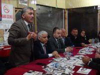 AK Parti Meclis Üyesi Adayları Arıönü'nden destek istedi