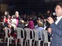 Milletvekili Tunç, İstanbul'da ikamet eden Bartınlılara seslendi