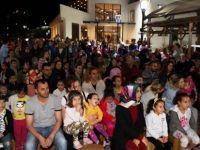Ramazan şenliği yoğun ilgi gördü