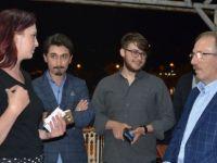 Rektör Uzun, öğrencilerle iftar yaptı