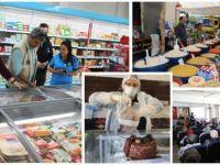 114 gıda işletmesi çalışanına hijyen eğitimi verildi