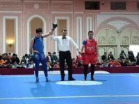Engin, Türkiye şampiyonu oldu