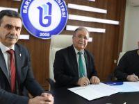 Bartın Üniversitesi, eğitim kuruluşlarıyla protokol imzaladı