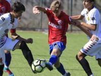 Bartın'dan profesyonel futbola yeni isim Furkan Can