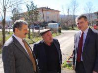 Başkan Akın, Kaşbaşı Köyü'nü Ziyaret Etti