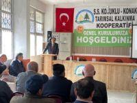 Tarımsal desteklemeler ve projeler anlatıldı