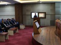 İl Umumi Hıfzıssıhha Meclisi olağanüstü toplandı