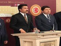 İnfaz Yasası toplantısına Milletvekili Tunç da katıldı