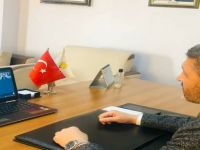 Başkan Kalaycı, Cumhurbaşkanı Erdoğan ile görüştü
