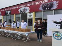 45 bin haneye sağlık seti dağıtılıyor